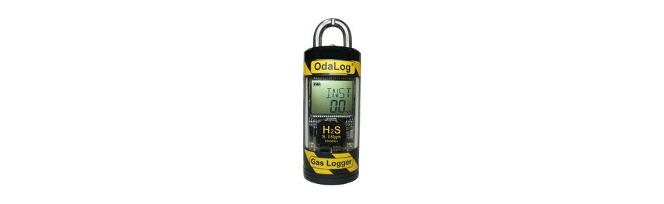OdaLog L2 Hydrogen Sulfide Gas Logger