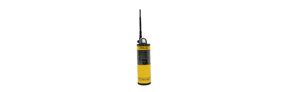 OdaLog RTx Wireless-to-Web H2S Gas Logger